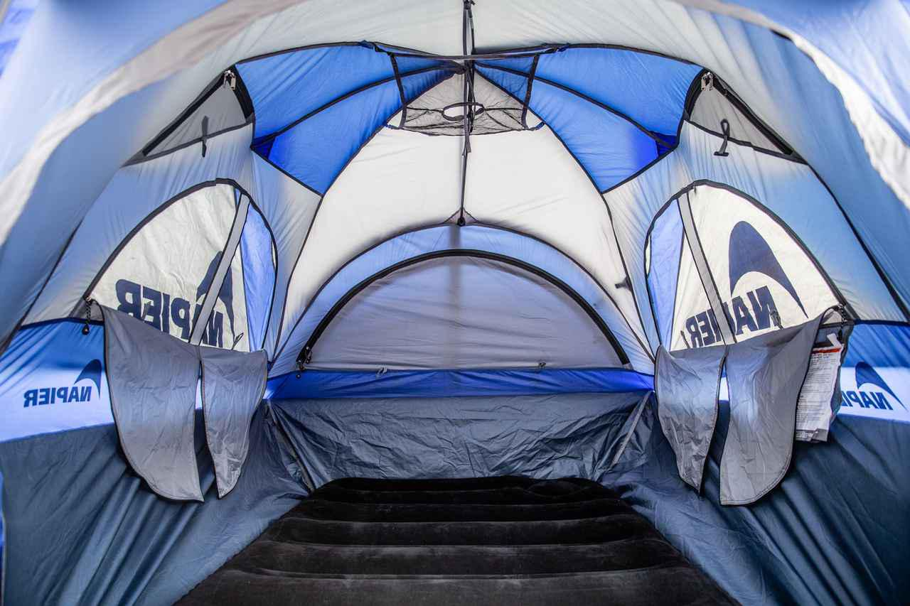 画像3: ネイピア スポーツトラックテント