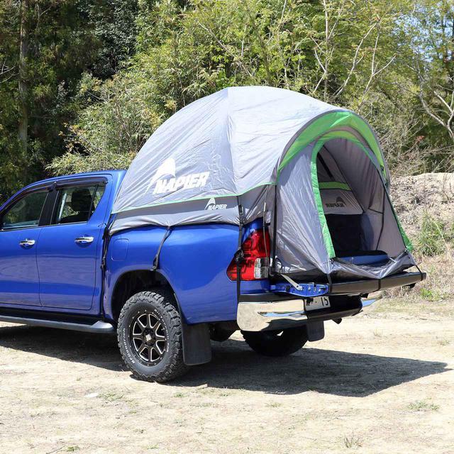 画像9: ネイピア スポーツトラックテント