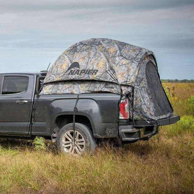 画像3: ネイピア バックローズ トラックテント