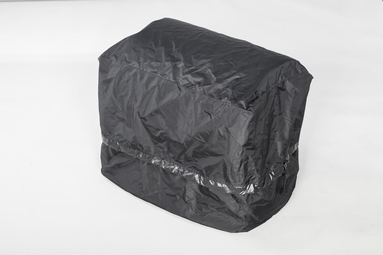 Images : 5番目の画像 - 「このシートバッグは荷物を詰めるだけじゃない。1つで2役、なんとテーブルに変形」のアルバム - webオートバイ