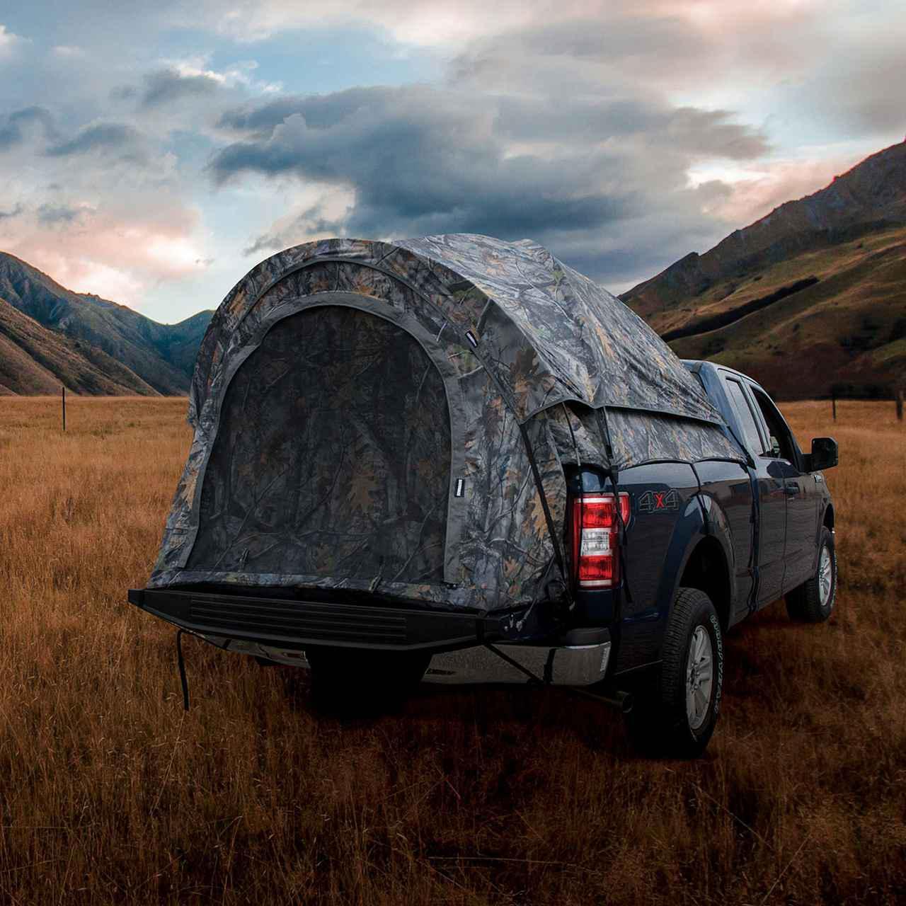 画像6: ネイピア バックローズ トラックテント