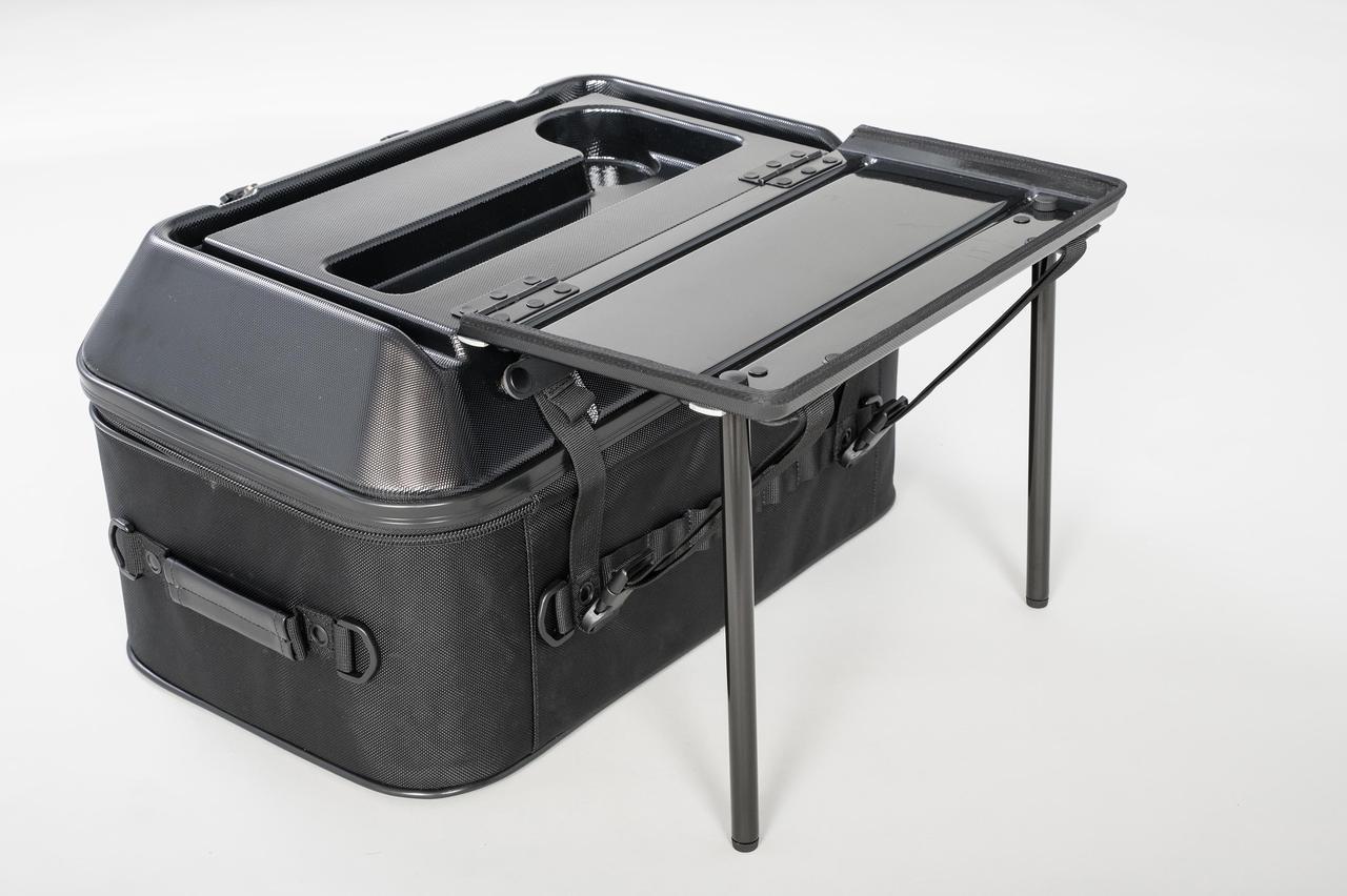 画像: MOTO FIZZ キャンプテーブルシートバッグ