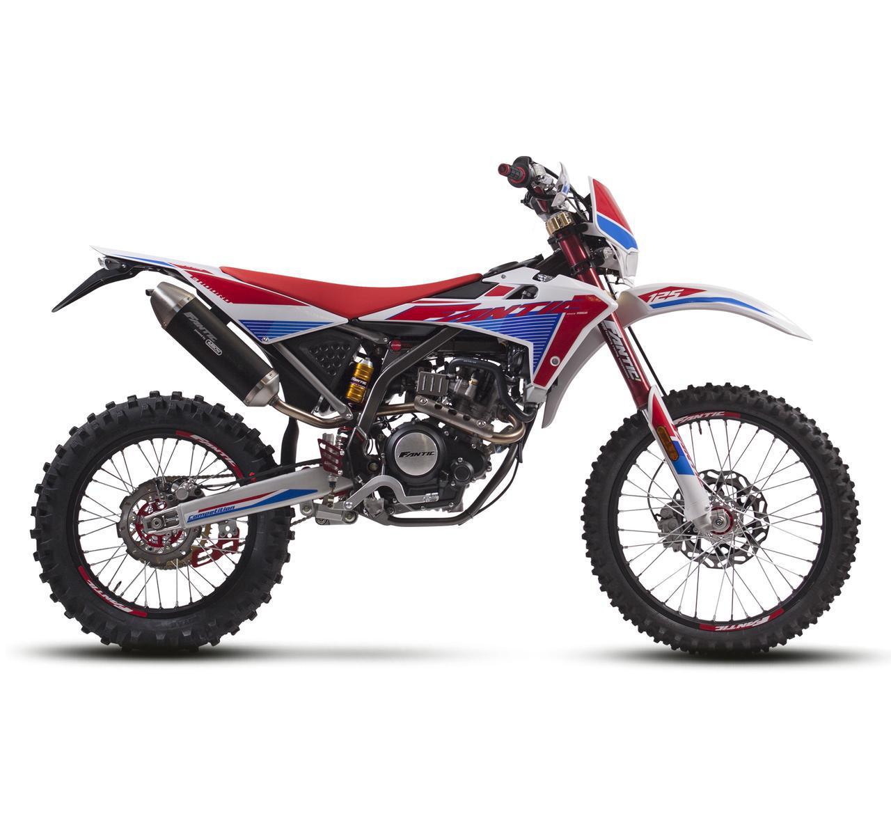 画像3: ライダーを裏切らない公道4st125バイク。イタリアで最も売れた「エンデューロ」がアップデート