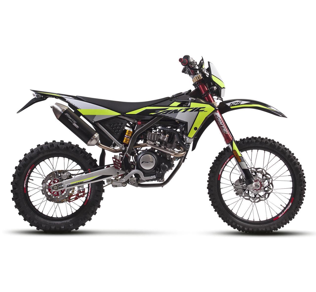 画像1: ライダーを裏切らない公道4st125バイク。イタリアで最も売れた「エンデューロ」がアップデート