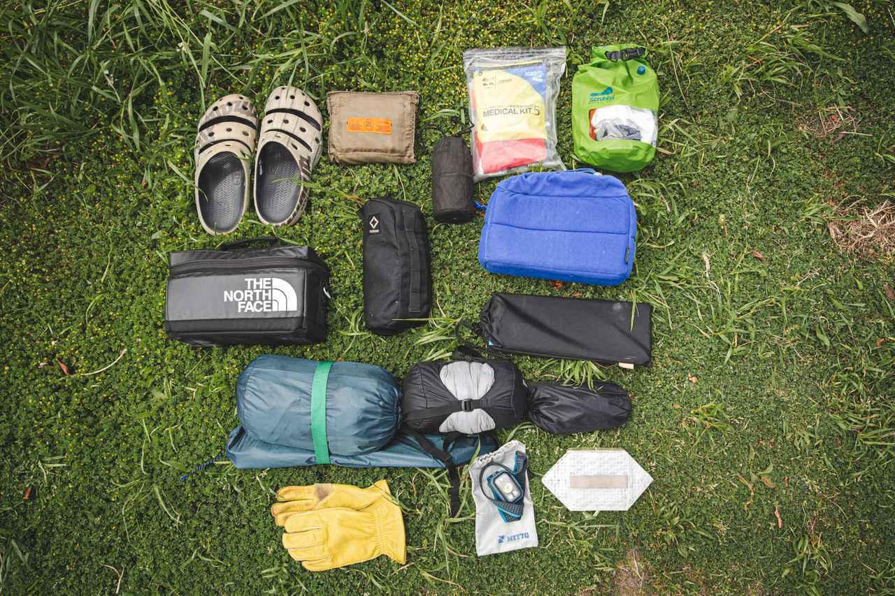 画像2: 日帰りキャンプなら何を持ってく?