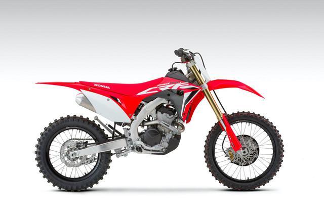 画像: Honda CRF250R