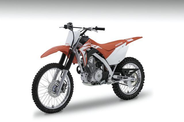 画像: Honda CRF250F