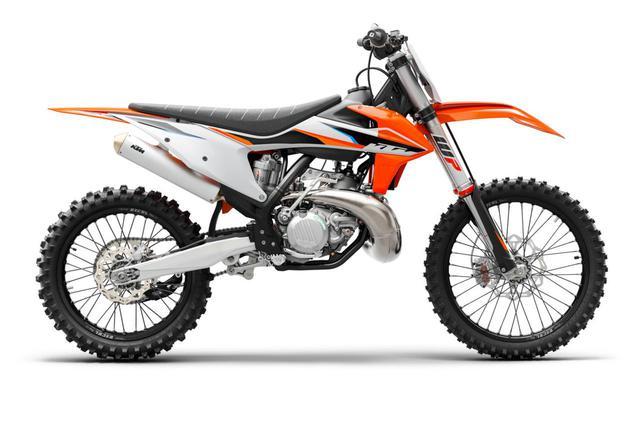 画像: KTM 125SX
