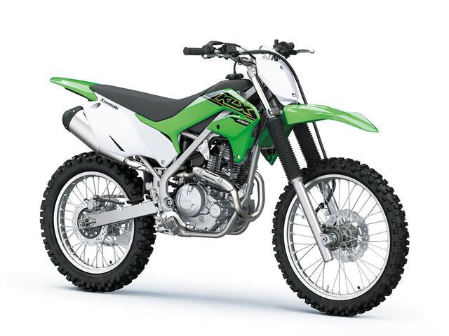 画像: 即完売のKLX230Rが、2021モデルにアップデート