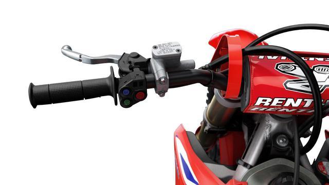 画像3: 油圧へチェンジして引きを軽く、システムを見なおして27%強く