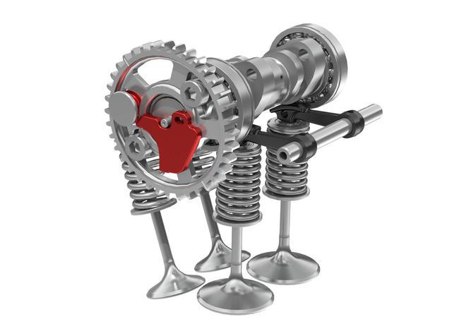 画像5: 低中速トルクに重点をおいたエンジン、さらにエンスト癖も改善か