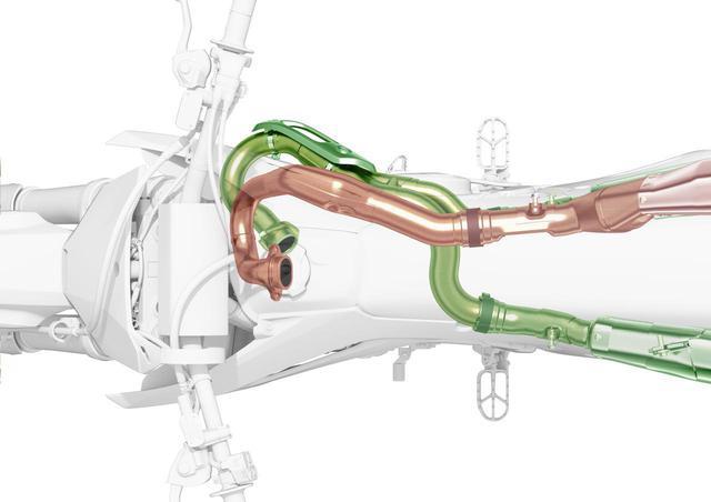 画像2: 低中速トルクに重点をおいたエンジン、さらにエンスト癖も改善か