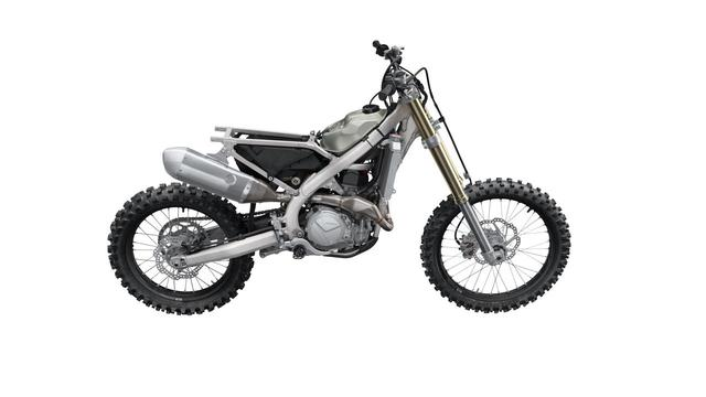 画像: Honda CRF450R MY2021