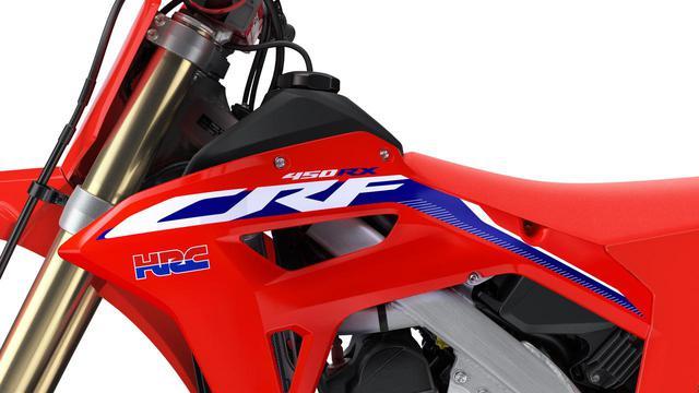 画像1: Honda CRF450RX MY2021