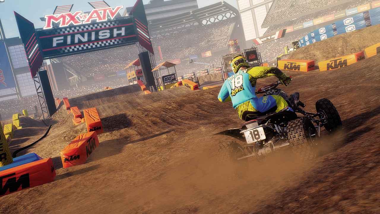 画像: モトクロスバイクだけでなく、ATVやUTV(四輪車)に乗ってレースを楽しむことも