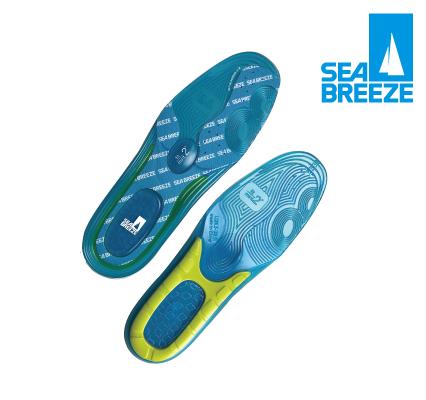 画像: PRODUCT INFORMATION: SB-001B SEA BREEZE mint fit®gelインソール  フルゲルタイプ