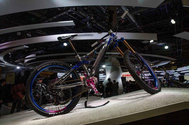 画像1: 東京モーターショーでお目見えしていたプロトモデル