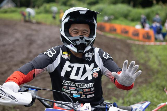 画像2: 鈴木健二は、滑らないことを大事にする