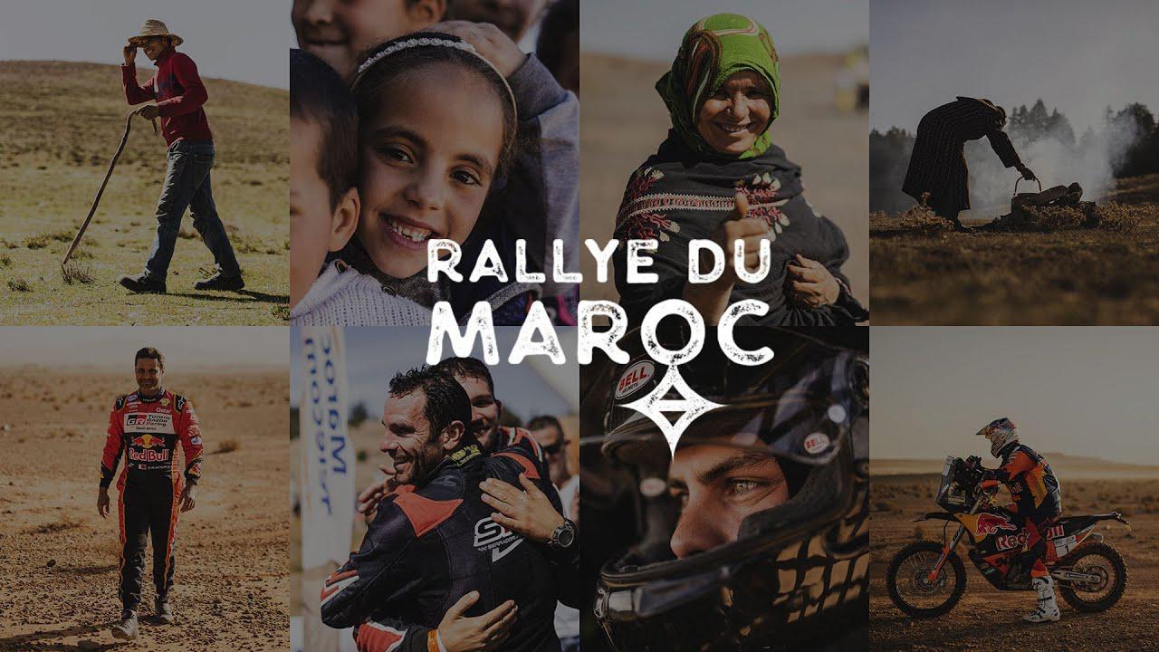 画像: Rallye du Maroc 2019 Documentaire. www.youtube.com