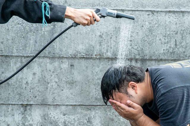 画像: 使い方の幅広がるブラシ&シャワーヘッド