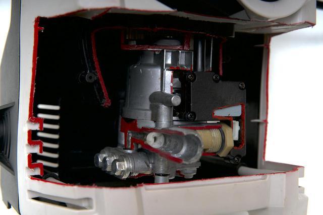 画像2: ヴィットリオの電動高圧洗浄機が、壊れにくい秘密