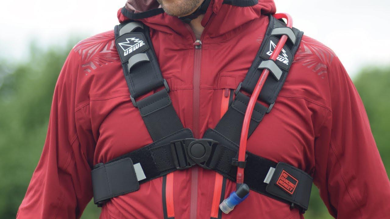 画像: USWE Race Harness Instructions www.youtube.com