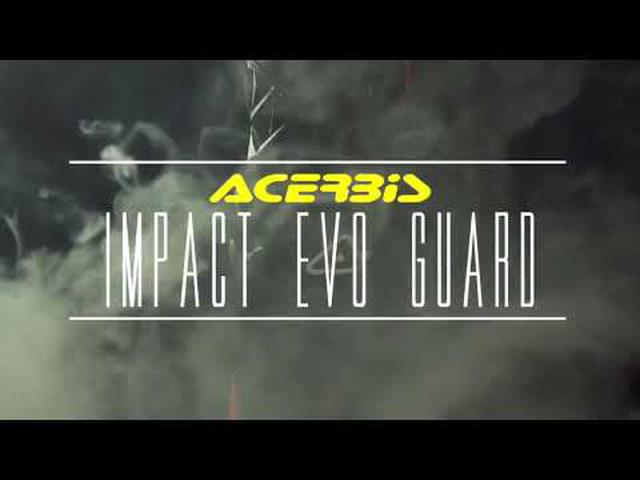 画像: ACERBIS IMPACT-EVO 3.0 ニーガード AC-21608 www.youtube.com