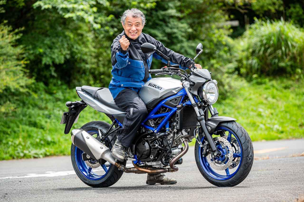 画像: 賀曽利 隆 1947年生まれ、バイクでのアフリカ大陸一周から、世界一周、六大陸周遊、ダカール・ラリー参戦まで果たしたバイク旅人。70歳を過ぎても現役バリバリで、最近は四国一周を走破し、時を空けずに九州一周にも出かけるそうだ。