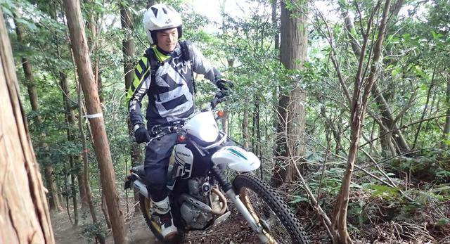 画像: バイク屋タンデム セロー250 トリッカー トレッキング 愛知県高浜市