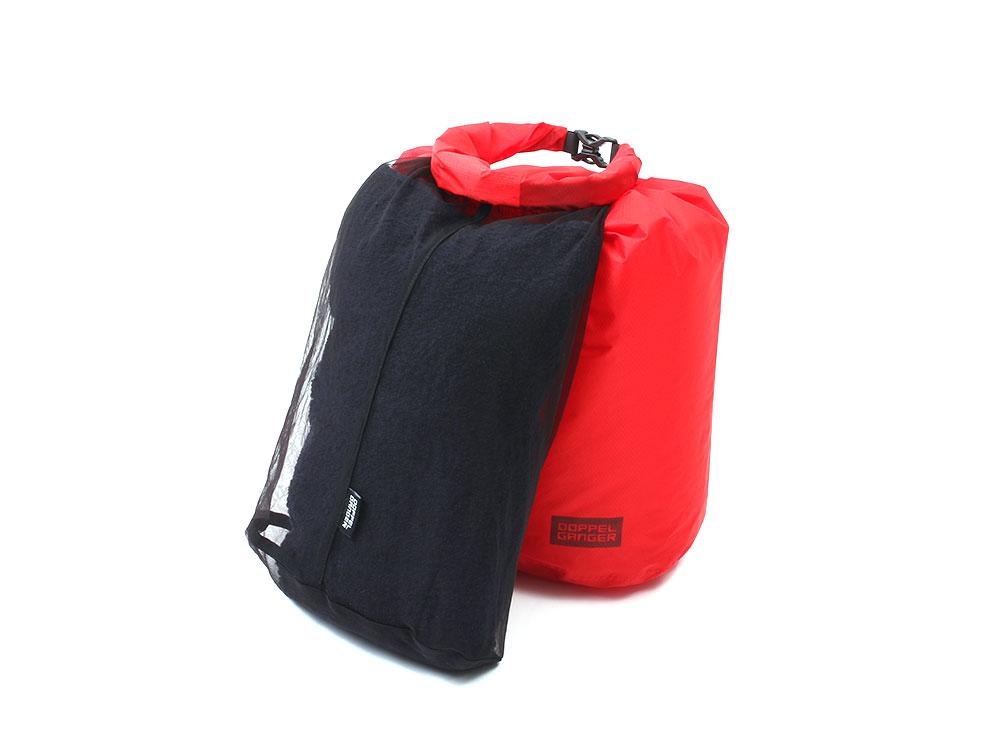 画像6: 2in1のバックパックで解決。ウェアと着替えでバッグを分ける必要ナシ