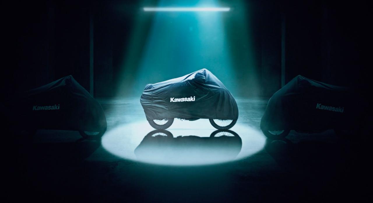 画像4: トレールバイクとアドベンチャー2台と予想