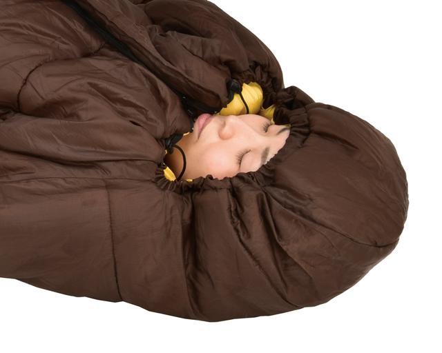 画像5: 冬場は寒くて眠れない? なら寝袋を暖めればいいじゃない
