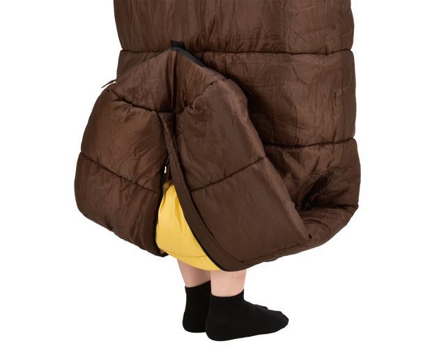 画像6: 冬場は寒くて眠れない? なら寝袋を暖めればいいじゃない