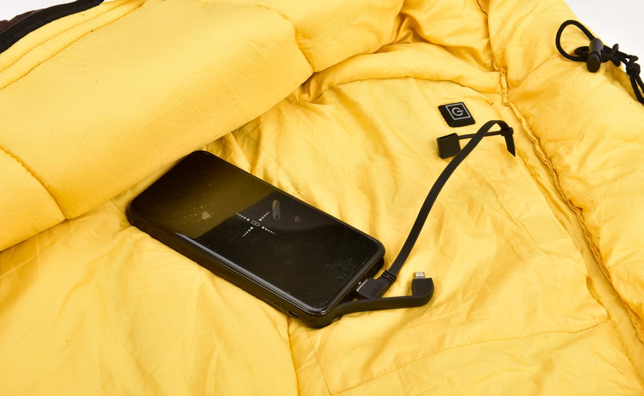 画像2: 冬場は寒くて眠れない? なら寝袋を暖めればいいじゃない