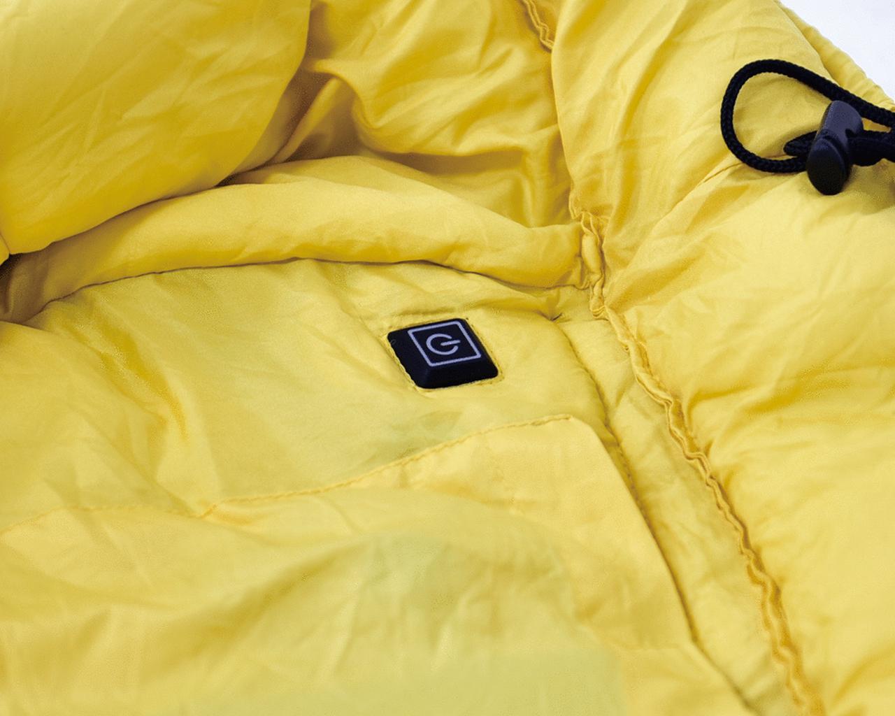 画像4: 冬場は寒くて眠れない? なら寝袋を暖めればいいじゃない