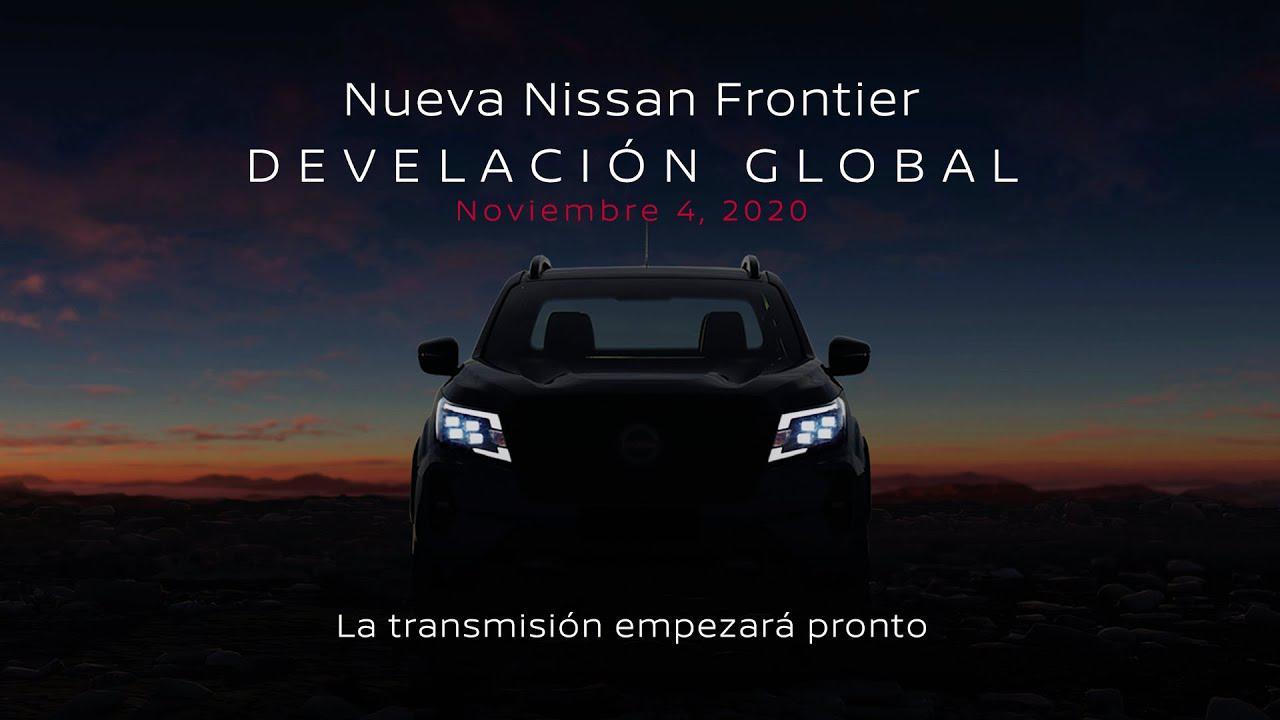 画像: Nueva Nissan Frontier | Develación global www.youtube.com