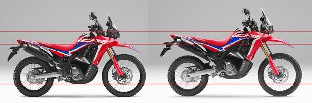 画像: Honda CRF250 RALLY ¥741,400 CRF250 RALLY<s> ¥741,400