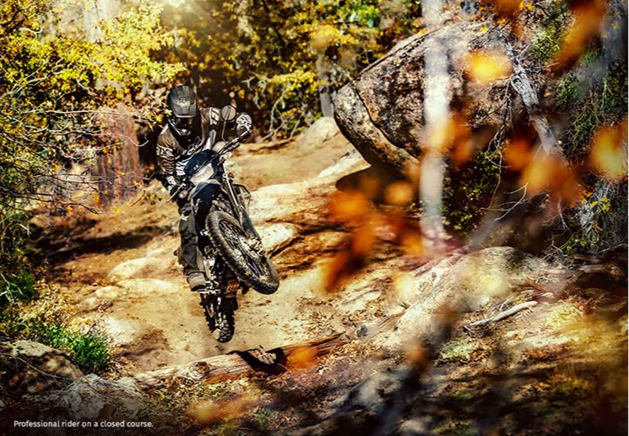 Images : 1番目の画像 - KLX300 - webオートバイ