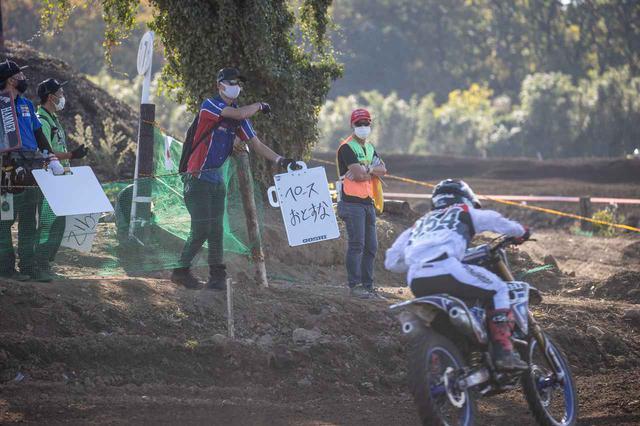 画像3: ラップタイムをあげることと、レースで勝つことは別。