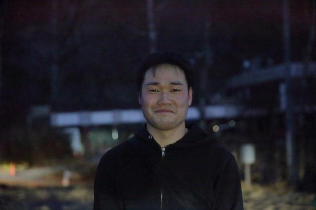 画像: 京都先端科学大学 荒木 久敦さん(参加回数約10回)