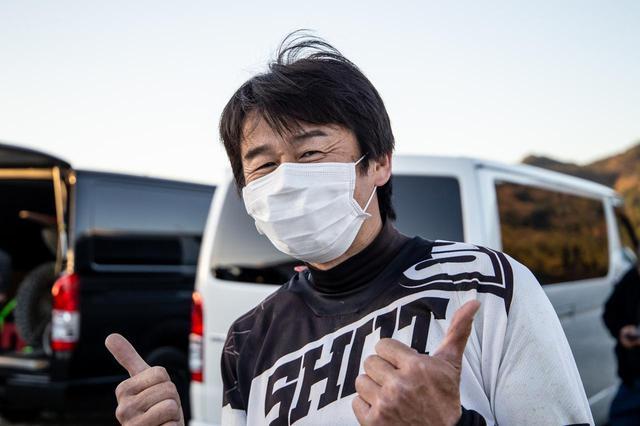 画像1: 渡辺さん 好きなタイヤ:iX-09w GEKKOTA