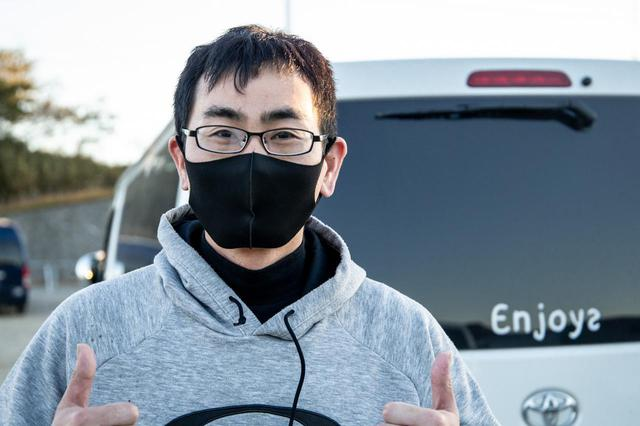 画像1: 田中さん 好きなタイヤ:VE-33