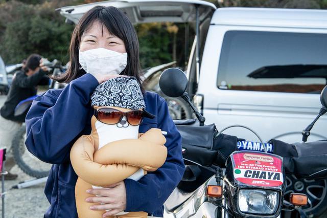 画像1: 茶谷さん 好きなタイヤ:TR-011 TOURIST