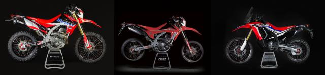 画像: HONDA CRF250L、250M、250RALLY