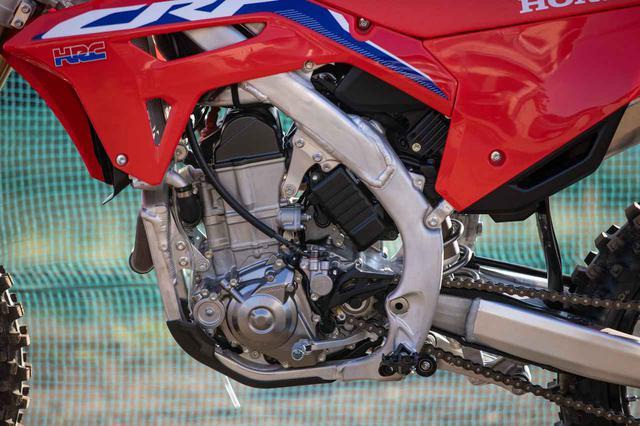画像3: Honda CRF450R 2021年モデル