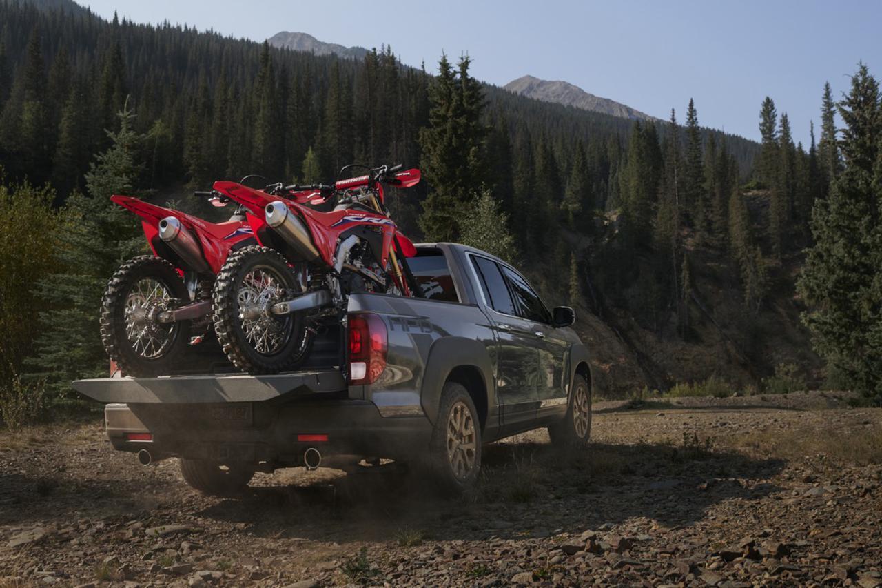 画像1: Honda リッジライン 国内未発表
