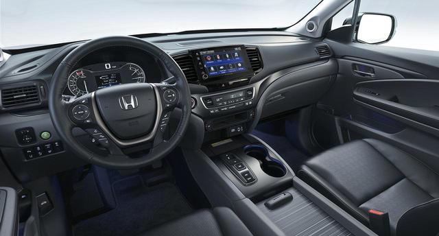 画像5: Honda リッジライン 国内未発表