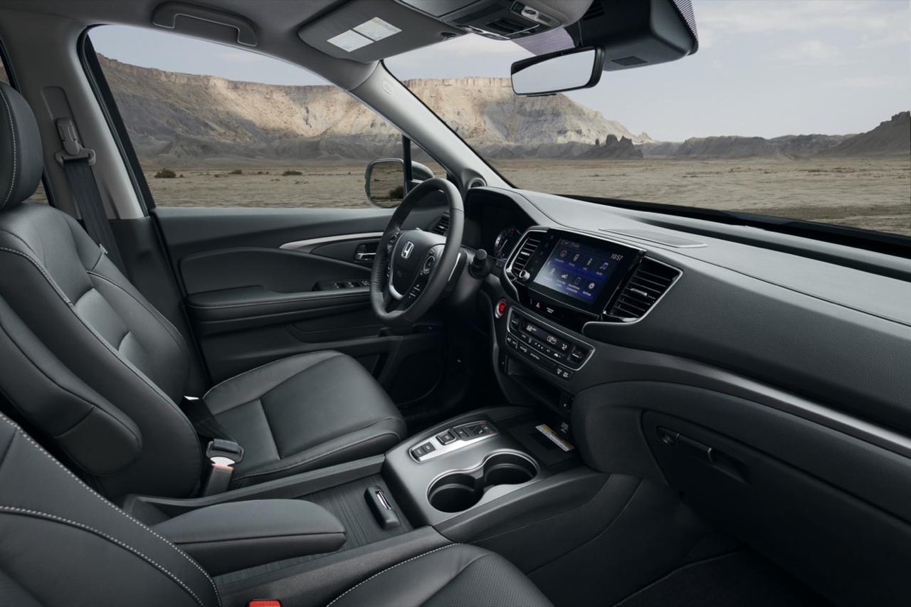 画像6: Honda リッジライン 国内未発表