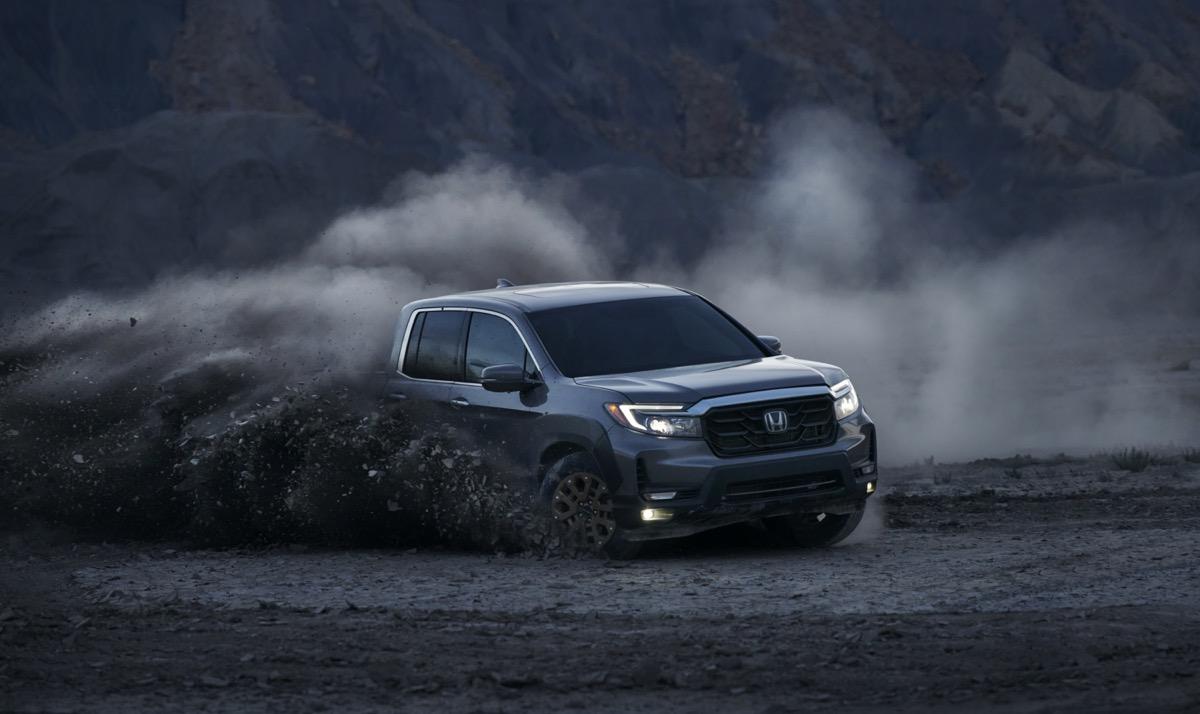画像3: Honda リッジライン 国内未発表