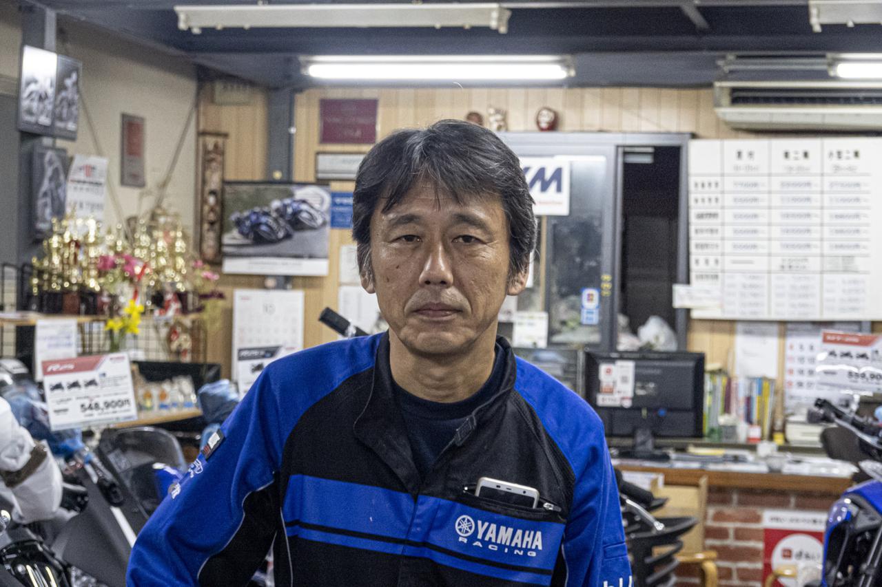 画像: ティスオートサービス代表 奥川泰之さん
